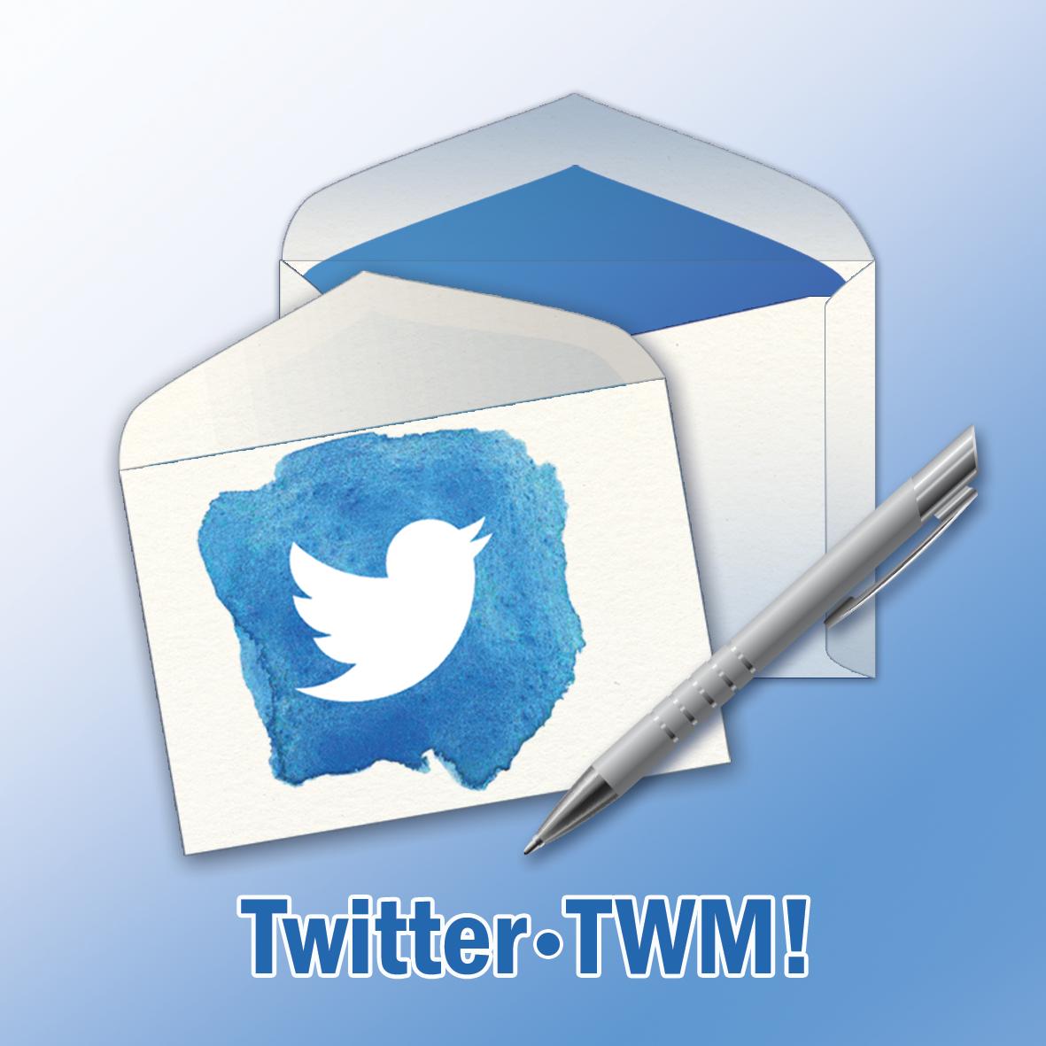 Теперь мы в Twitter!