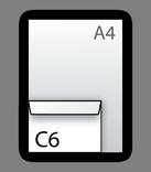 Формат C6  (114х162мм)