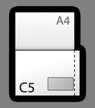 Формат C5  (162х229мм)