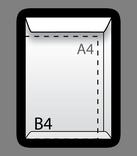 Формат B4  (250х353мм)